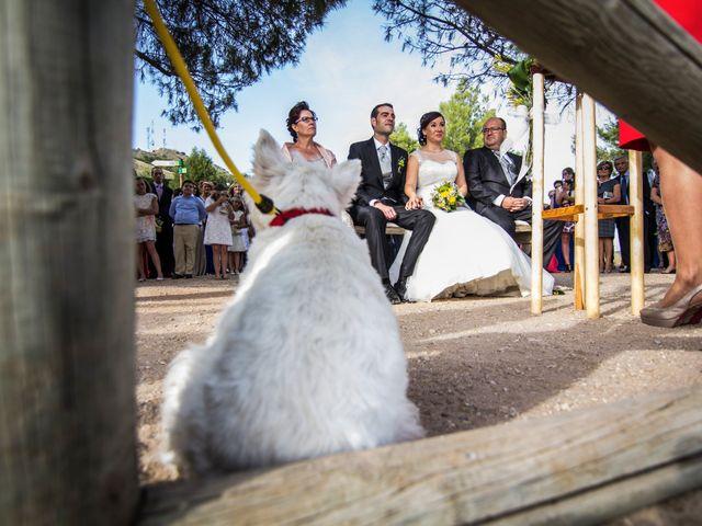 La boda de Jorge y Susana en Villalba De La Sierra, Cuenca 6