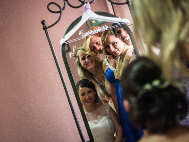 La boda de Jorge y Susana en Villalba De La Sierra, Cuenca 2