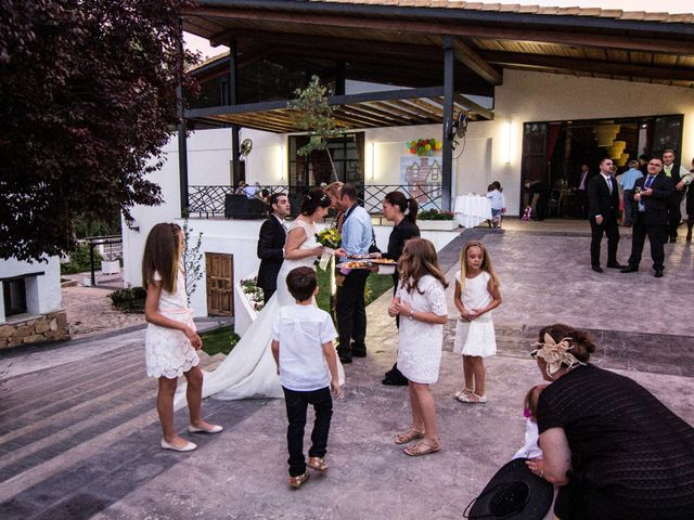 La boda de Jorge y Susana en Villalba De La Sierra, Cuenca 12