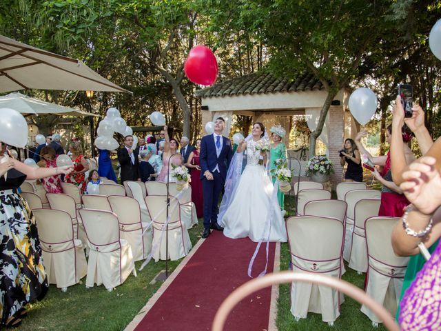 La boda de Adrián y Beatríz en Burujón, Toledo 22