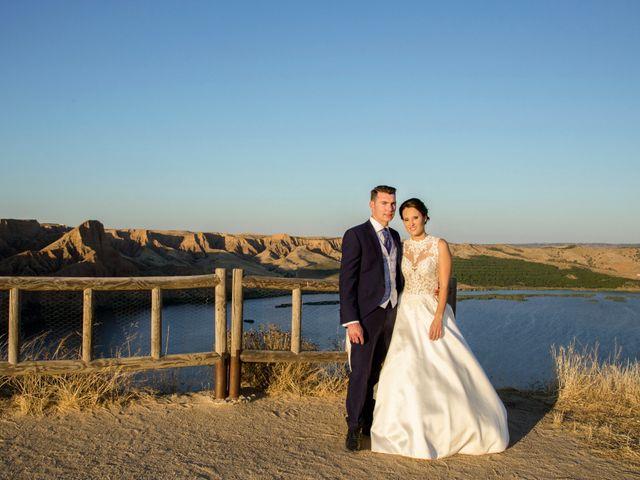 La boda de Adrián y Beatríz en Burujón, Toledo 48