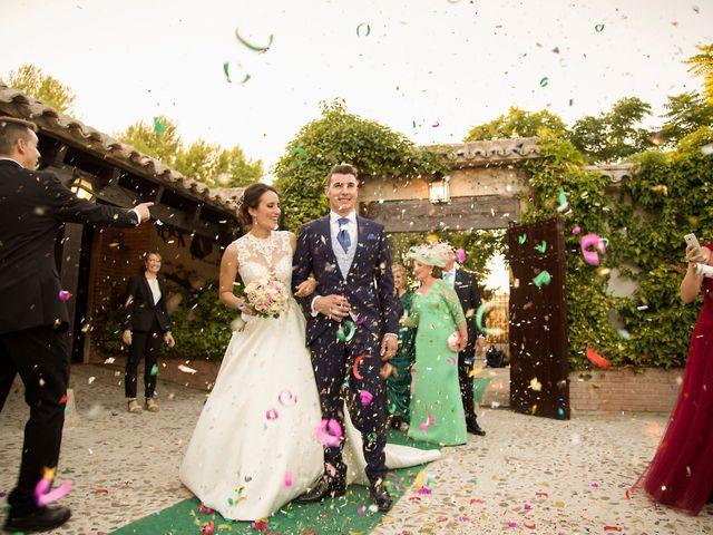 La boda de Adrián y Beatríz en Burujón, Toledo 50