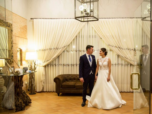 La boda de Adrián y Beatríz en Burujón, Toledo 53