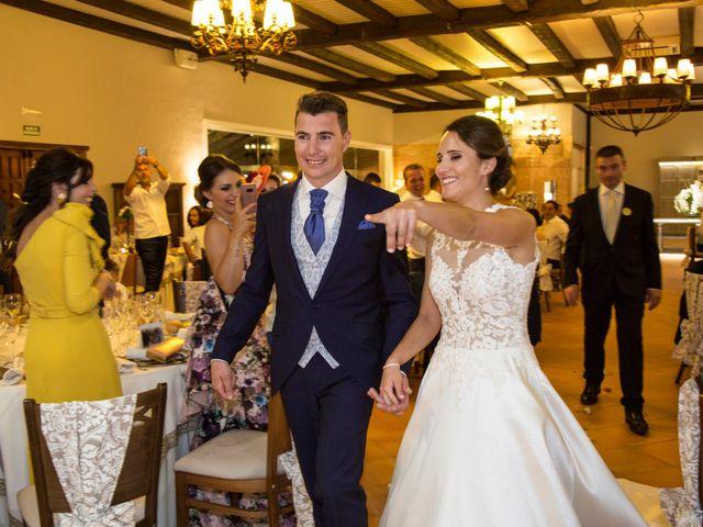 La boda de Adrián y Beatríz en Burujón, Toledo 54