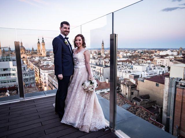 La boda de Sergio  y Virginia  en Zaragoza, Zaragoza 4