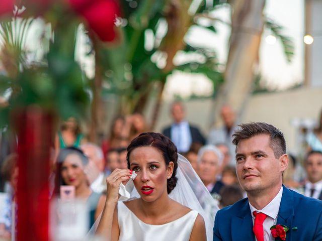 La boda de Aleksandar y Maria en Málaga, Málaga 6