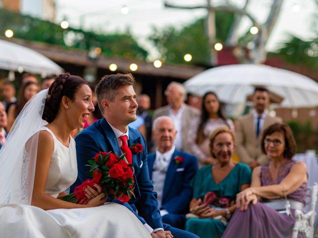 La boda de Aleksandar y Maria en Málaga, Málaga 7