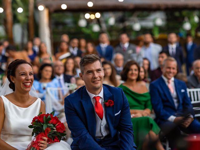 La boda de Aleksandar y Maria en Málaga, Málaga 10