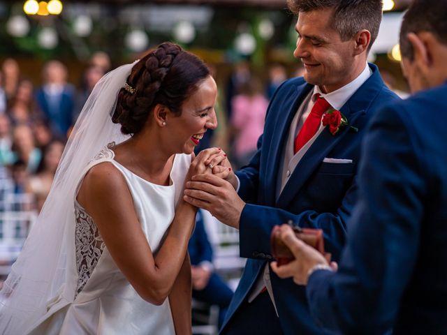La boda de Aleksandar y Maria en Málaga, Málaga 12