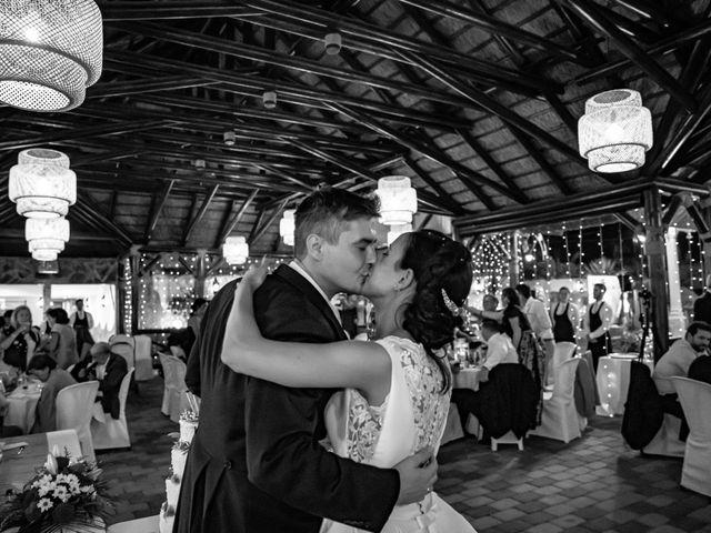 La boda de Aleksandar y Maria en Málaga, Málaga 17