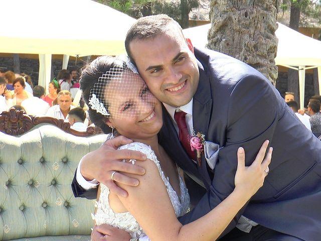La boda de Lisandra y Jonay