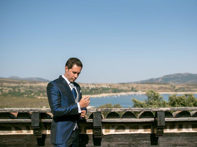 La boda de Pablo y Lily en Mangiron, Madrid 19
