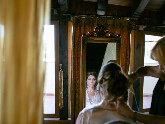 La boda de Pablo y Lily en Mangiron, Madrid 33