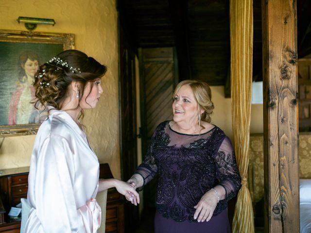 La boda de Pablo y Lily en Mangiron, Madrid 37
