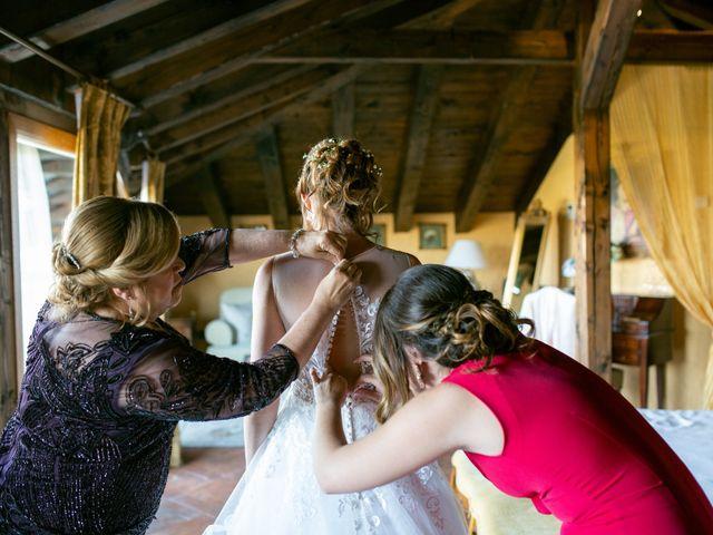 La boda de Pablo y Lily en Mangiron, Madrid 39