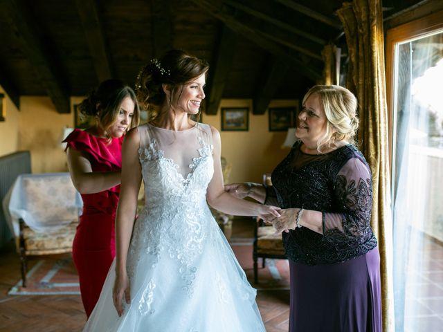 La boda de Pablo y Lily en Mangiron, Madrid 40