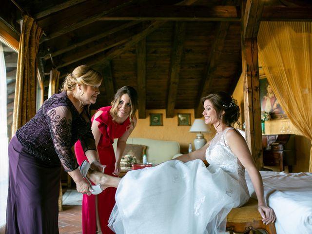 La boda de Pablo y Lily en Mangiron, Madrid 42