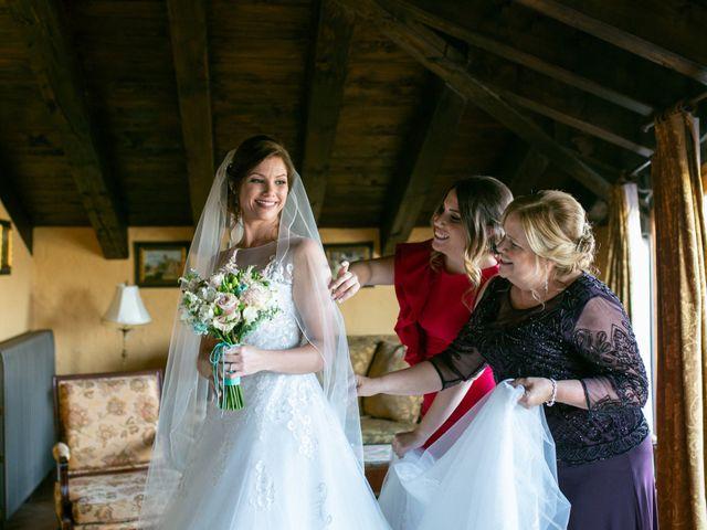 La boda de Pablo y Lily en Mangiron, Madrid 44