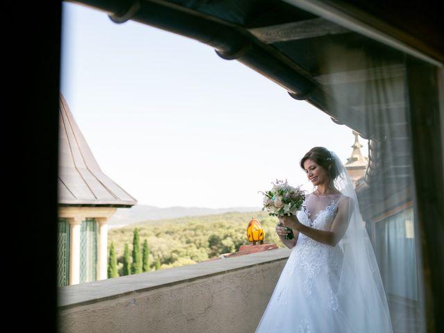 La boda de Pablo y Lily en Mangiron, Madrid 46