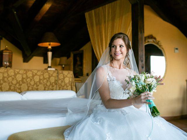 La boda de Pablo y Lily en Mangiron, Madrid 47