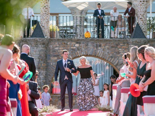 La boda de Pablo y Lily en Mangiron, Madrid 54