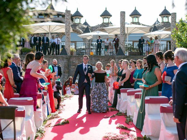 La boda de Pablo y Lily en Mangiron, Madrid 55