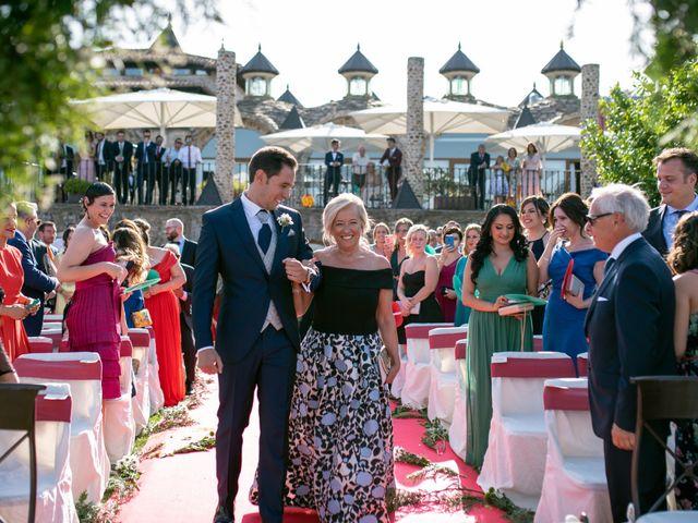 La boda de Pablo y Lily en Mangiron, Madrid 56