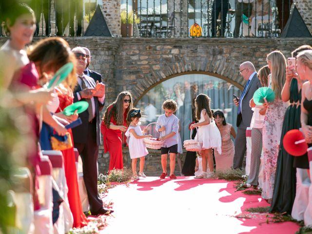 La boda de Pablo y Lily en Mangiron, Madrid 57