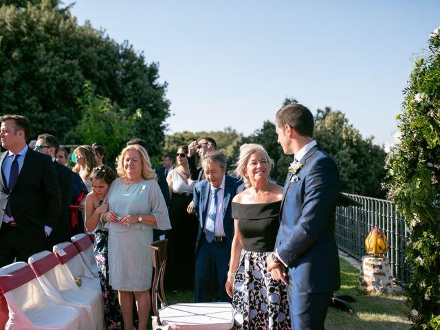 La boda de Pablo y Lily en Mangiron, Madrid 59