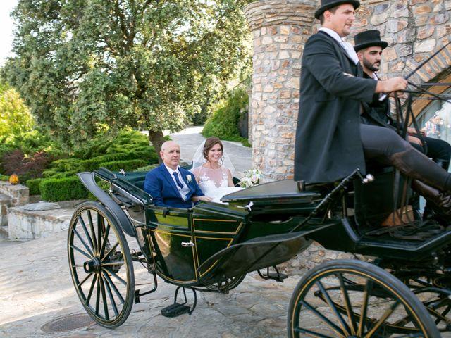La boda de Pablo y Lily en Mangiron, Madrid 62