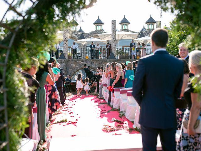 La boda de Pablo y Lily en Mangiron, Madrid 63