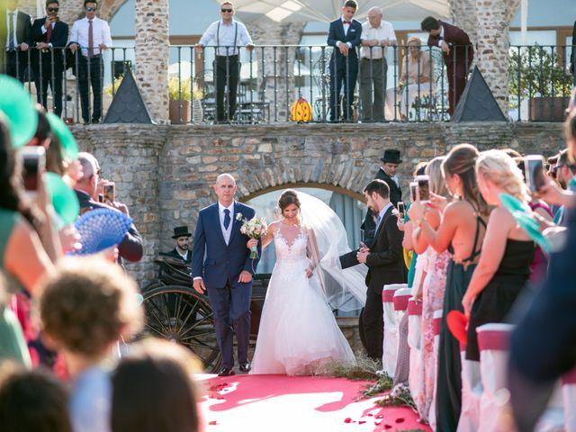 La boda de Pablo y Lily en Mangiron, Madrid 65