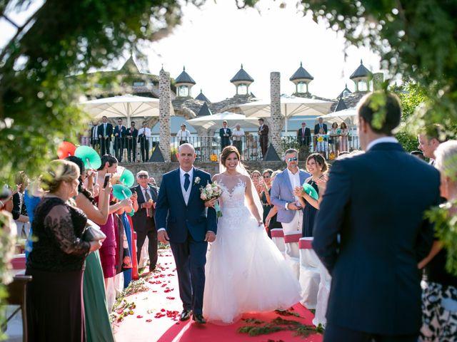 La boda de Pablo y Lily en Mangiron, Madrid 68