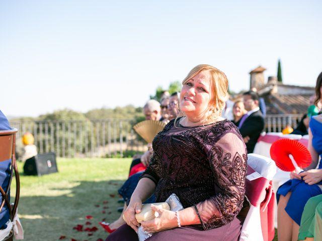 La boda de Pablo y Lily en Mangiron, Madrid 77