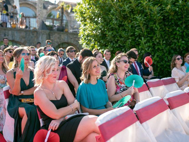 La boda de Pablo y Lily en Mangiron, Madrid 80