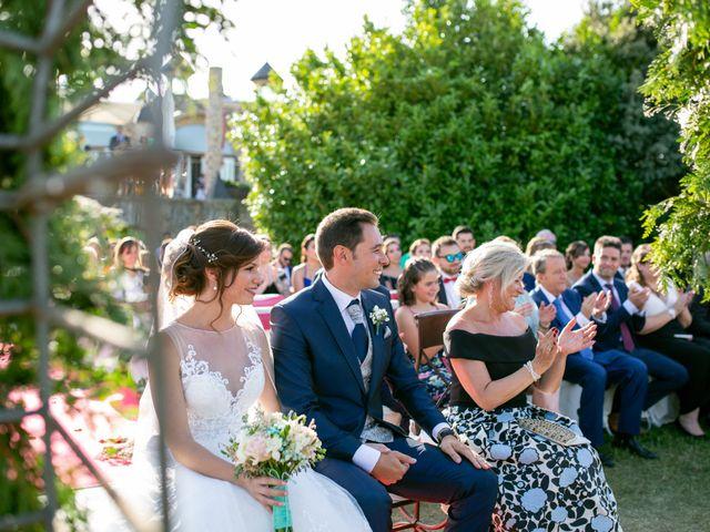La boda de Pablo y Lily en Mangiron, Madrid 81