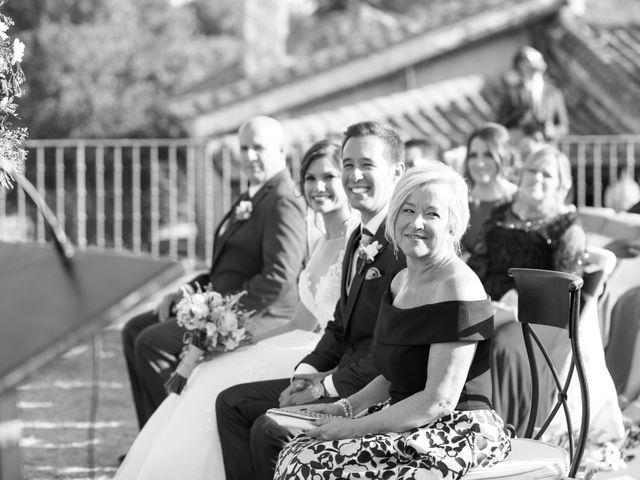La boda de Pablo y Lily en Mangiron, Madrid 84