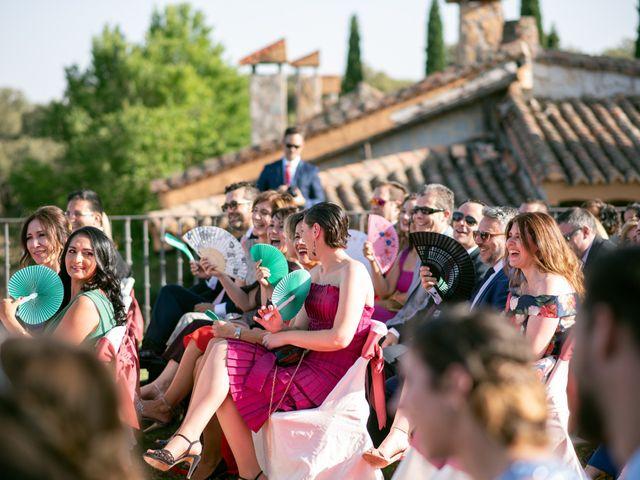 La boda de Pablo y Lily en Mangiron, Madrid 85