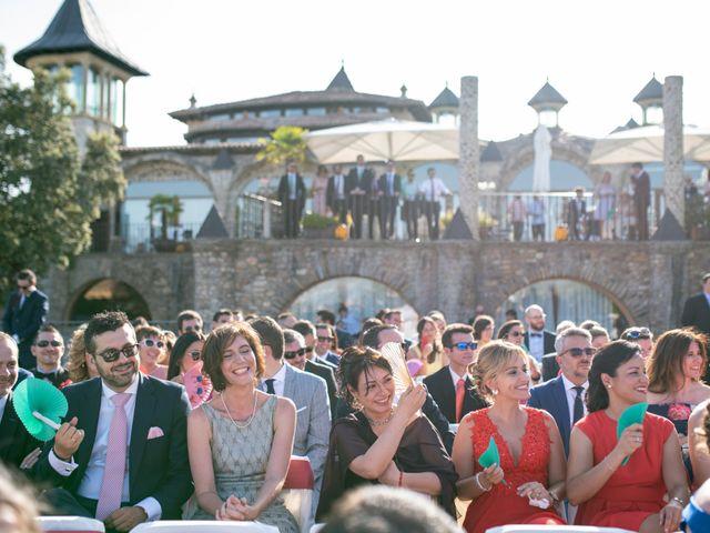 La boda de Pablo y Lily en Mangiron, Madrid 87