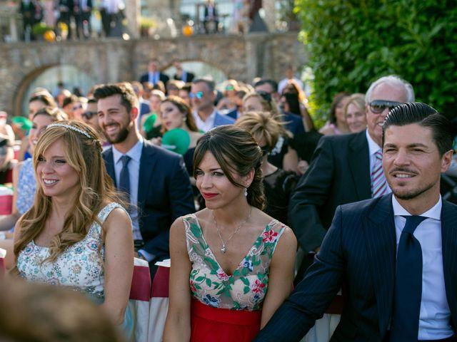 La boda de Pablo y Lily en Mangiron, Madrid 89