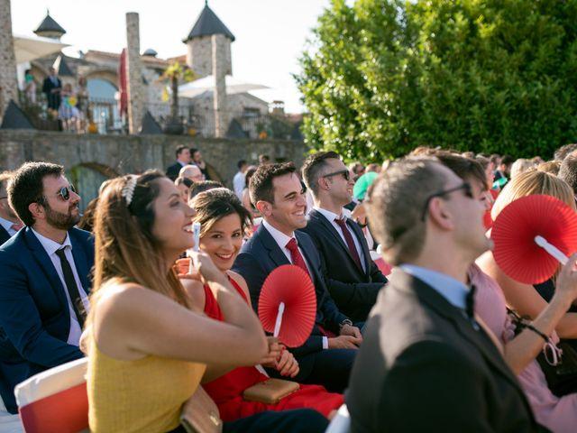 La boda de Pablo y Lily en Mangiron, Madrid 90