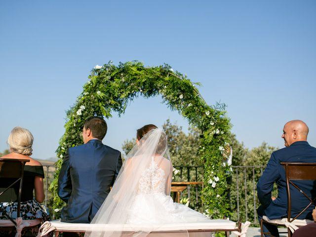 La boda de Pablo y Lily en Mangiron, Madrid 91