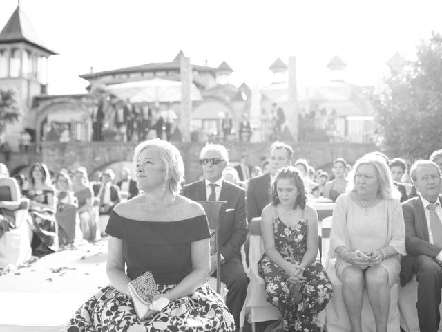 La boda de Pablo y Lily en Mangiron, Madrid 95