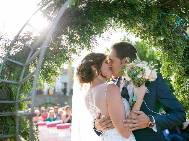 La boda de Pablo y Lily en Mangiron, Madrid 98