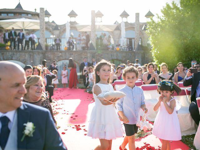 La boda de Pablo y Lily en Mangiron, Madrid 99