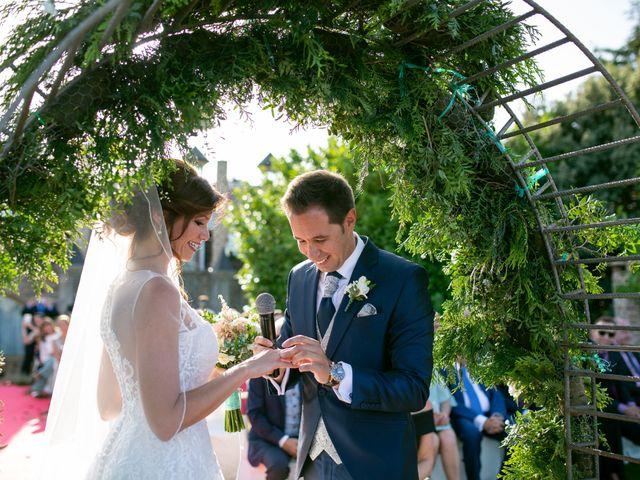 La boda de Pablo y Lily en Mangiron, Madrid 100