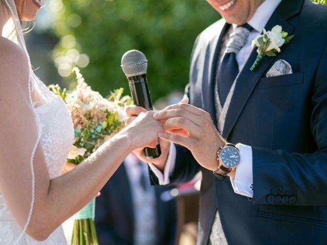 La boda de Pablo y Lily en Mangiron, Madrid 101