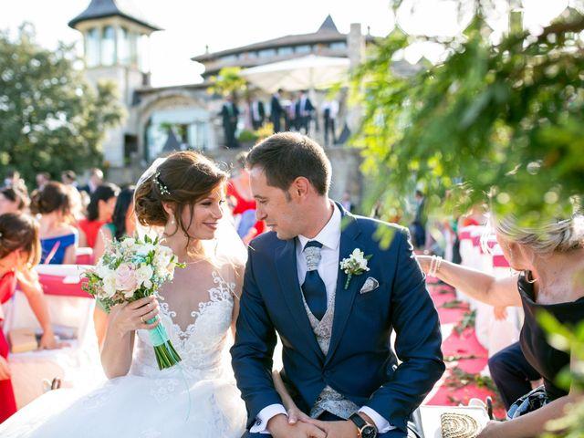 La boda de Pablo y Lily en Mangiron, Madrid 103