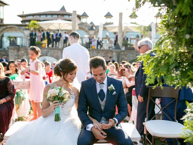 La boda de Pablo y Lily en Mangiron, Madrid 106