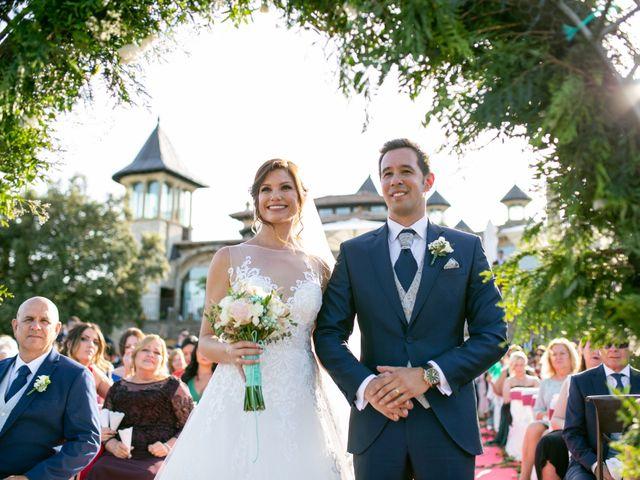 La boda de Pablo y Lily en Mangiron, Madrid 110